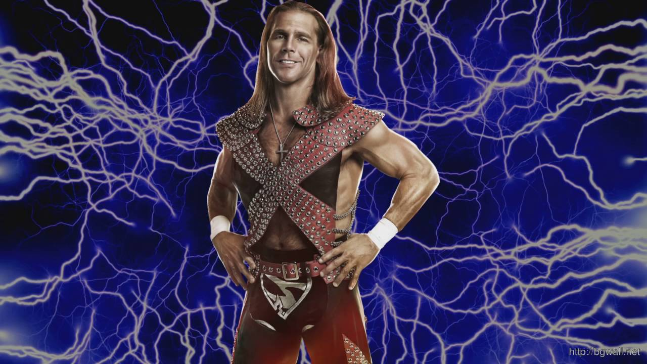 Shawn Michaels Sideview