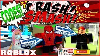 👊💥 Roblox Superhero Simulator Gameplay! 2 Codes! Combattre les criminels et GHOST! AVERTISSEMENT FORT!