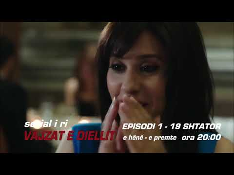 "SERIALI I RI "" VAJZAT E DIELLIT "" PROMO – RTV21"