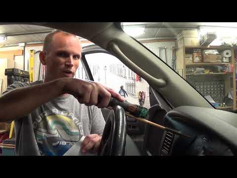 2004 Dodge Dakota Heater Core Or Evap Core Replacement (3 Of 3)