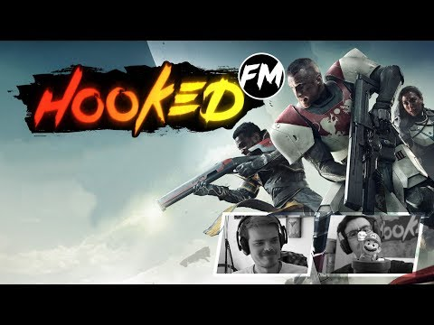 Hooked FM #123 - Destiny 2, Arms, Life is Strange 2, Pirates of the Caribbean, Blame! & mehr!