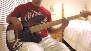 CeeLo Green - This Christmas (Bass Cover)