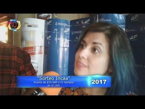 """""""Sorteo Incaa"""" por primera vez en la Provincia de Jujuy (Reflejo Jujuy) 2017"""
