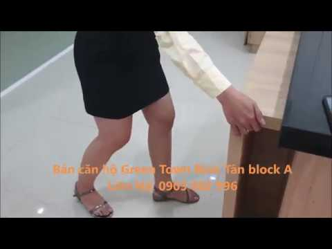 Bán căn hộ Green Town Bình Tân block A, dt 49m2, full nội thất – LH: 0903002996