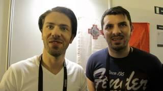 Videóinterjú a Firelight együttessel (Málta) - Angol, vágatlan