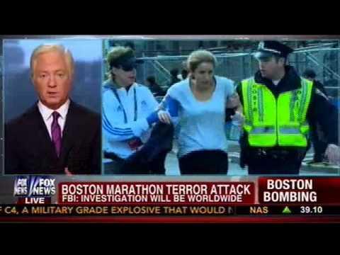 Steve Emerson on Boston bombings