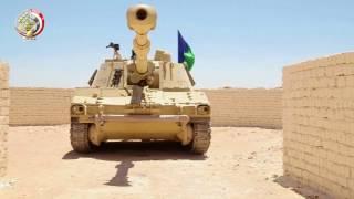 بالفيديو.. تعرّف على قاعدة محمد نجيب العسكرية في مصر