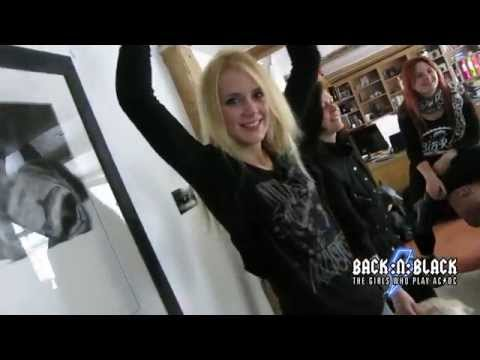 AC/DC Girls backstage on tour! mp3