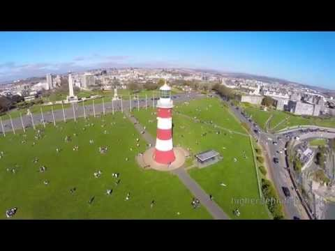 Plymouth Hoe - higherdefinition.co.uk