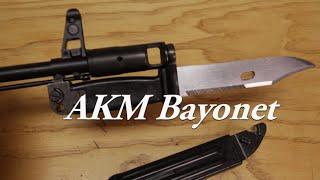 AKM Bayonet : Soviet Multitool