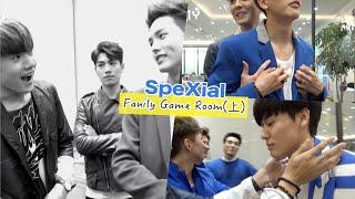 【Fanily Game Room】SpeXial各種恩愛摸臉後,易恩猜對了嗎?
