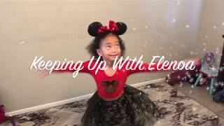 Minnie Mouse Ballerina (LEAP!)