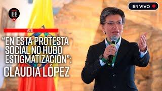 Claudia López: