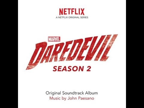 daredevil season 2 logo - photo #13