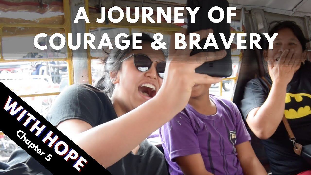 A Journey of Courage & Bravery Chapter 5: Not Home Yet