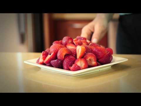 Nutrition Facts for Strawberries : Fit Food