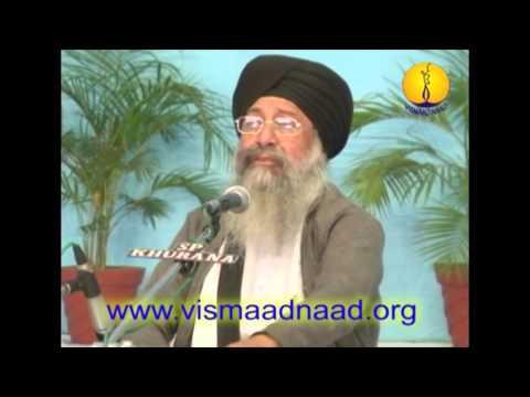 Raag Tilang Kafi : Prof Bhag Singh Saharanpur  - Adutti Gurmat Sangeet Samellan 2011