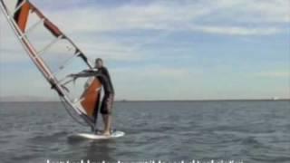H2O Windsurfing Poole Harbour, Poole - Heli-tack