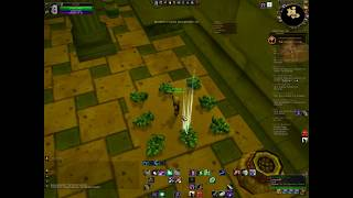 The wardens game - World of warcraft Quest (Cataclysm)