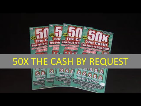 50X THE CASH NC EDUCATION LOTTERY