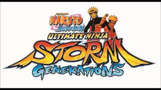 Naruto Shippuden Ultimate Ninja Storm Generations Soundtrack : Training Field (Evening)