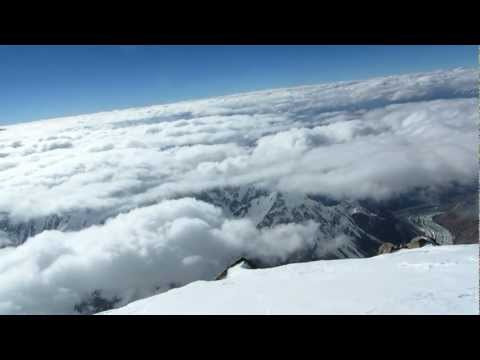 Christian Stangl on top of K2 360° summit view July 31st 2012