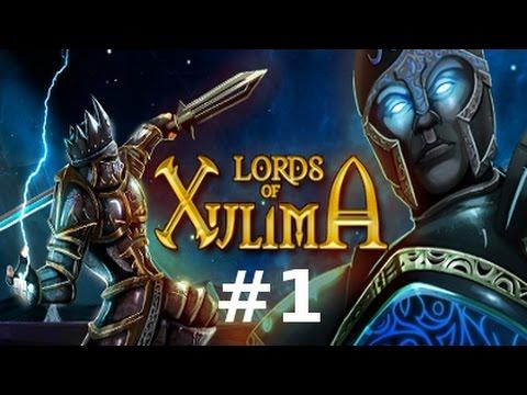 Lords of Xulima (bêta) - Episode 1 : ChampiGNON