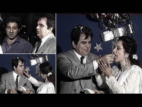 When Dilip Kumar And Saira Banu Celebrated 25th Wedding Anniversary In A Grand Way