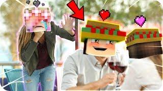 ¡mi Novia Me Encuentra Con Mi Ex-novia! 💔😱 ¡amor En Minecraft! 😡