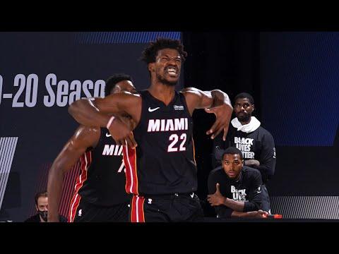 Jimmy Butler 40 Pts Game 1 Vs Bucks 2020 Nba Playoffs Youtube