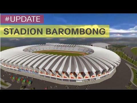 WOW..INILAH STADION BARU PSM MAKASSAR
