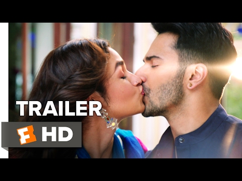 Thumbnail: Badrinath Ki Dulhania Official Trailer 1 (2017) - Varun Dhawan Movie