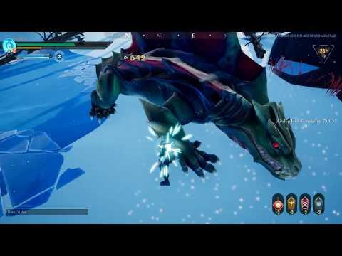Solo Axe S+ - Drask - Dauntless