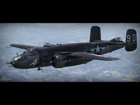 "North American B-25 Mitchell (серия фильмов ""Great Planes""). 1989г."