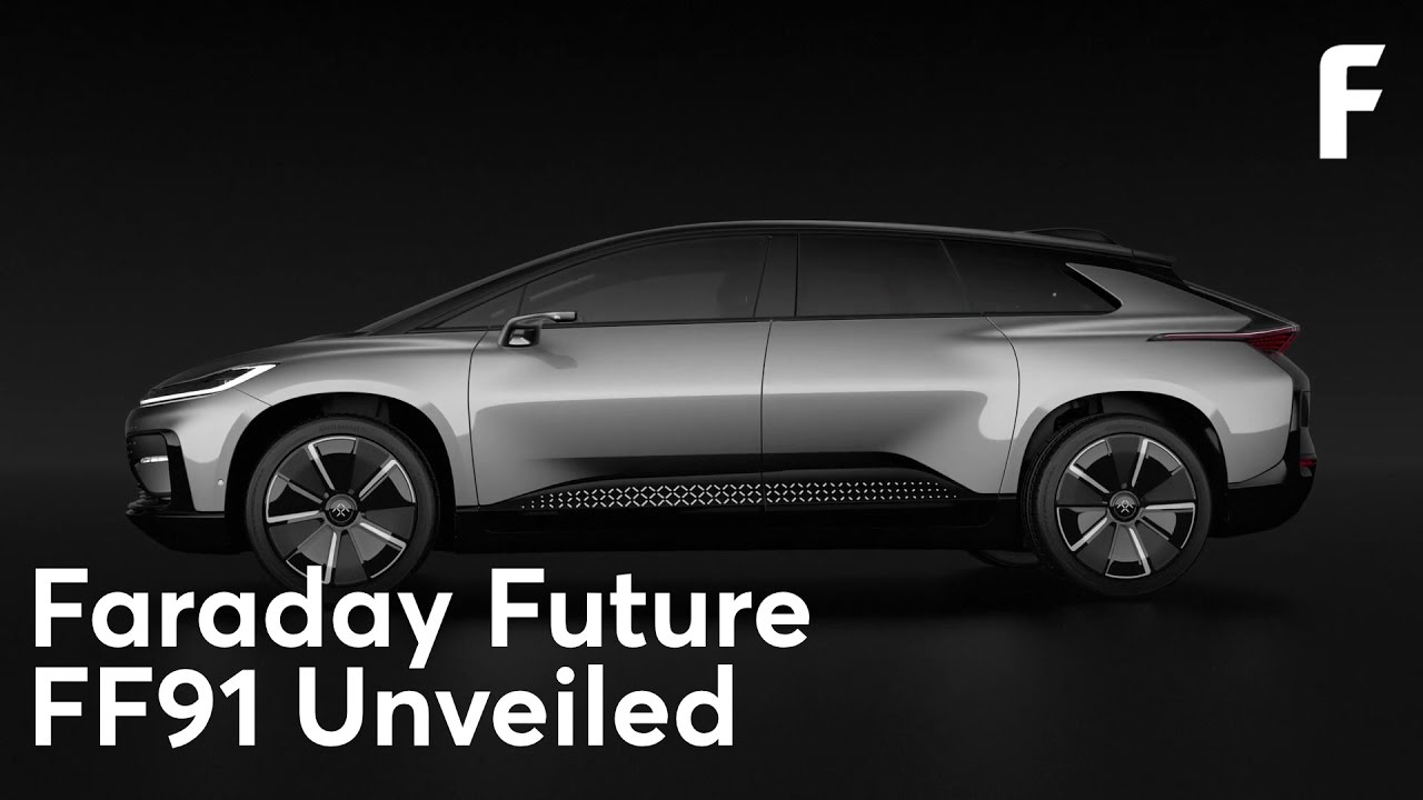 Faraday Future S New Electric Car Is Insanely Beautiful And Fast