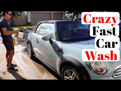 5 Minute Car Wash & The Tool That Changed my Forearms Forever...