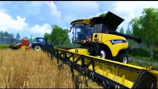 Farming Simulator 2015 - Rastgele Multiplayer