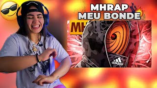 Meu Bonde 🩸 (Industry Baby Remix)   Prod. Sidney Scaccio   MHRAP [REACT Mah Moojen]