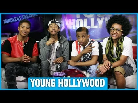 Mindless Behavior PART 1: How They Got Their Names!