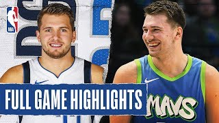 PELICANS at MAVERICKS | FULL GAME HIGHLIGHTS | December 7, 2019 Video
