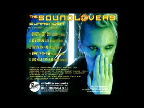 Клип The Soundlovers - Surrender (Trinity Mix)