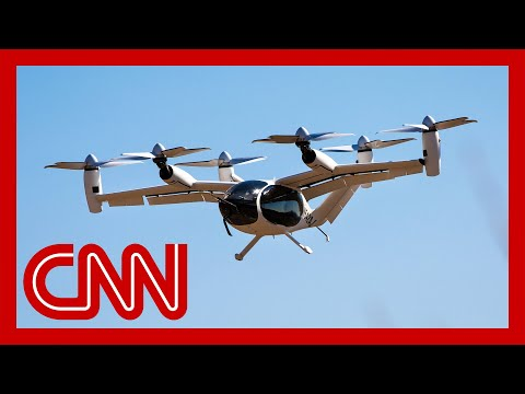 Six rotors. 200mph. Joby's electric helicopter may be the future of transportation