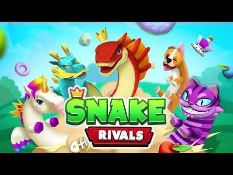 Snake Rivals – Mehrspieler-Kampfarena