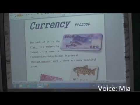 DAYI: The story of pictures in currency note(NTD 2000)