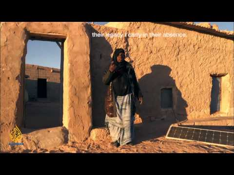 Artscape - Poets of Protest - Al Khadra: Poet of the Desert