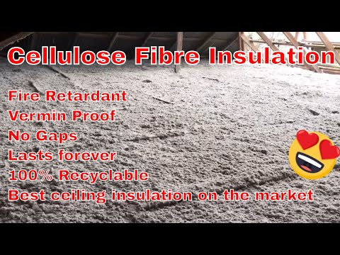 cellulose-fibre-insulation-review-after-20-year-&-repair,-notice-no-rats-nests!