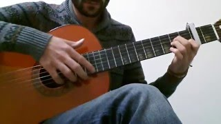 Mehmet Atlı - Dengê Dilê Min (Giriş) | Gitar Solo