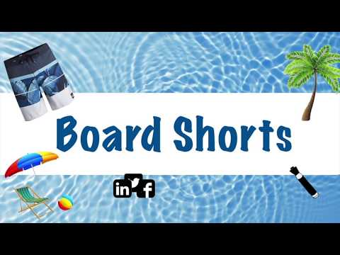 Calgon Carbon Board Shorts | Introduction Video