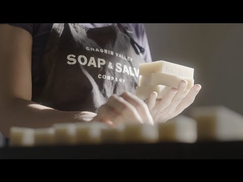 Chagrin Valley Soap & Salve - Organic Shampoo Bars