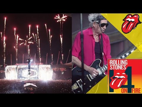 The Rolling Stones - 14 ON FIRE - You Got Me Rocking - Zürich